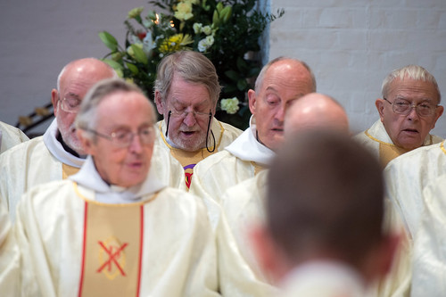 Mass of thanksgiving for the 10th Anniversary of Anglicanorum Coetibus in the Most Precious Blood Church