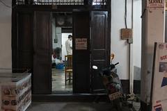 Laundry Service (MSM_K_JP) Tags: sony a6500 zeiss touit touit1832 planar laos night luangprabang luangphabang