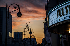 Sunset of street (一 B_A_C 一) Tags: photo vladivostok russia 海參威 符拉迪沃斯托克 俄羅斯 europe 歐洲 sony a73 a7iii a7m3 a7 taiwan 台灣 外拍 旅拍 travel 街拍 street streetphoto streetshot