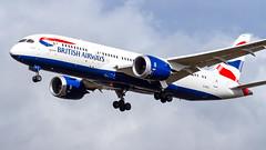 Boeing 787-8 Dreamliner G-ZBJJ British Airways (William Musculus) Tags: london heathrow airport spotting aviation plane airplane lhr egll gzbjj british airways boeing 7878 dreamliner ba baw