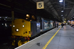 Direct Rail Services 37716 (Will Swain) Tags: station 11th october 2019 train trains rail railway railways transport travel uk britain vehicle vehicles england english europe transportation class direct services 37716 37 716 crewe