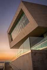 Museum of Liverpool (Niaic) Tags: museumofliverpool museum liverpool architecture building public heritage history historic culture cultural social society people learning education interest sunset merseyside coast mersey river walkway glass window design zeissloxia2821 sony a7ii sonya7ii imagine peace 2018 reflections reflection evening dusk dock docks port harbour coastal uk britain city urban structure