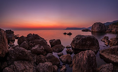 Inzhir Beach (gubanov77) Tags: crimea sea nature sunset dawn twilight inzhirbeach tourism blacksea nationalgeographic travelphotography travel landscape beach