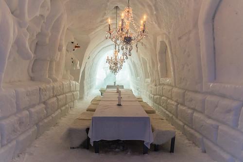 Snowman world - Santa Claus village