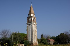 IMGP4678 (hlavaty85) Tags: venezia venice benátky san michele arcangelo michael campanilla zvonice tower věž mazzorbo