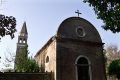IMGP4691 (hlavaty85) Tags: venezia venice tower michael san michele campanilla mazzorbo arcangelo benátky věž zvonice