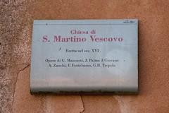 IMGP4752 (hlavaty85) Tags: venezia venice benátky burano chiesa san martino church kostel cedule sign