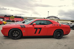 Dodge Challenger RT (jvillaclavo) Tags: dodge challenger rt jarama circuito madrid coche car auto muscle
