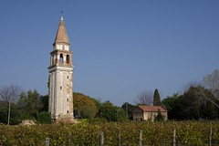 IMGP4680 (hlavaty85) Tags: venezia venice benátky san michele arcangelo michael campanilla zvonice tower věž mazzorbo