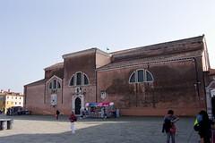 IMGP4751 (hlavaty85) Tags: venezia venice benátky burano chiesa church kostel martino martin campanilla zvonice tower věž
