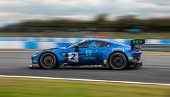 #2 TF Sport Aston Martin Vantage GT3 2019: Mark Farmer, Nicki Thiim (Fireproof Creative) Tags: britishgt donington tfsport astonmartin motorsport fireproofcreative england nickithiim markfarmer vantage
