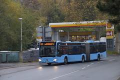 Mercedes-Benz Citaro O530 C2 G WSW 1373 met kenteken W-SW 1373 als lijn 612 naar Wuppertal-Elberfeld in de Schützenstraße Wuppertal 09-11-2019 (marcelwijers) Tags: mercedesbenz citaro o530 c2 g wsw 1373 met kenteken als lijn 612 naar wuppertalelberfeld de schützenstrase wuppertal 09112019 mercedes benz bus buses busse coach autobus lijnbus linienbus stadtbus stadsbus öpnv germany allemagne deutschland duitsland nrw linie hautbahnhof