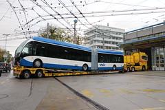 2019-11-08, VMCV, Clarens, Dépôt VMCV (Fototak) Tags: trolleybus filobus obus vmcv vevey montreux switzerland vanhool exquicity 802