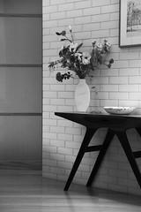Lisbon 2019 - Monochrome - Modern Interior (Gareth Wonfor (TempusVolat)) Tags: garethwonfor gareth wonfor tempusvolat tempus volat mrmorodo lisbon apartment chic modern moderne mono monochrome black white bw style stylish interior stylishinterior design ikea modernliving living home