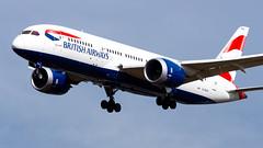 Boeing 787-8 Dreamliner G-ZBJH British Airways (William Musculus) Tags: london heathrow airport spotting aviation plane airplane lhr egll boeing 7878 dreamliner gzbjh british airways ba baw