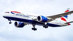 Boeing 787-8 Dreamliner G-ZBJB British Airways (William Musculus) Tags: london heathrow airport spotting aviation plane airplane lhr egll boeing 7878 dreamliner gzbjb british airways ba baw