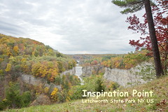 Fall at Letchworth 41:  Inspiration Point (Adventure George) Tags: acdseephotostudio autumn biology earth fall fallcolors geneseeriver letchworthstatepark nystatepark newyorkstate nikond750 northamerica northeastus october park photogeorge photoshoot statepark us usa unitedstatesofamerica westernnewyork america ecosystem flora gorge landscape naturalworld nature outdoor river rivergorge riverscene rural scenic scenicdrive upstatenewyork castile newyork inspirationpoint