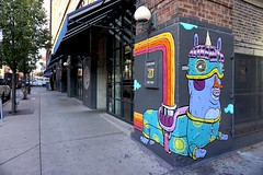 Street Art Chicago 2019 (drew*in*chicago) Tags: street art artist paint painter tag mural outdoor chicago 2019 cityscape