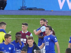 After the game (lcfcian1) Tags: leicester city burnley fc king power stadium epl bpl premier league premierleague leicestercity burnleyfc kingpowerstadium sport football england leicestervburnley sports footy players