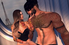 You know it.. (JaySon93.Sl) Tags: speakeasytattoo speakeasy speakeasytattoos secondlife dubai secondlifestore secondlifemarket secondlifefashion secondlifemen secondlifewomen couple lovers bodyink blogger blog beardgang