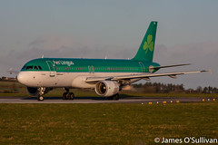 Aer Lingus Airbus A320 EI-DVK turning for departure (James O' Sullivan) Tags: aer lingus airbus cork airport ireland a320 aviation photography photo flickr flickrexplore flickrphoto aviationphotography aerlingusa320 corkairport aerlingus aviationphoto photograph today photos