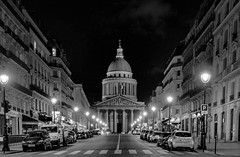 Le panthéon aux morts et rue Soufflot Paris (nasser.azli1) Tags: panthéon art painter painting france monument landscape lightroom photoshop photography paris eiffeltower
