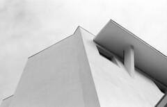Faculdade de Arquitectura da Universidade do Porto (marioandrei) Tags: ilford pan f 50 contax g2 zeiss planar 45mm f2 t kodak hc110 8min 163 faculdade de arquitectura da universidade do porto