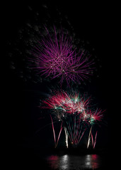Photo of Calstock Firework Display