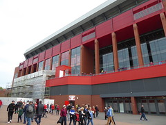 Outside Anfield (lcfcian1) Tags: liverpool leicester city lfc lcfc anfield stadium epl bpl premier league sport football liverpoolfc leicestercity liverpoolvleicester premierleague stadia