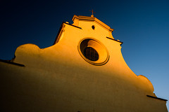 Florence - Basilica di Santo Spirito (bautisterias) Tags: renaissance rinascimento tuscany toscana firenze art florence florencia mosaics gold golden medieval light yellow orange italy italia italie d750 nikon europe european