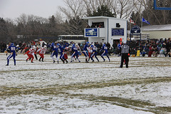 ND Hounds @ IH Broncs Final #4 (dloran01) Tags: shsaa 3a 9man football provincial final indian head saskatchewan canada