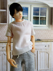 Eight (back2s0ul) Tags: eight one sixth 16 male doll japanese petworks momoko teenager b1908 六分の一男子図鑑 エイト