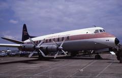 Vickers Viscount (Pentakrom) Tags: duxford 1982 vickers viscount galwf