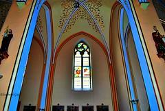 The Church of the assumption of St. Mary's Church in Wodzisław śląski -33 (Elisabeth Gaj) Tags: elisabethgaj poland polska polen europa wodzislawsl travel architecture building church