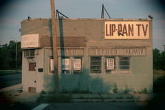 LIP PAN TV (david grim) Tags: poletownpa mi michigan detroit