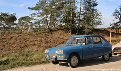 My Citroën Ami 8 Club (1970) (Wouter Bregman) Tags: 0953ms citroën ami 8 club 1970 citroënami8 citroënami ami8 blue bleu danube gerritsflesweg radio kootwijk radiokootwijk dyaneverenigingnederland amiverenigingnederland najaarsrit 2019 veluwe gelderland nederland holland netherlands paysbas vintage old classic french car auto automobile voiture ancienne française france frankrijk vehicle outdoor