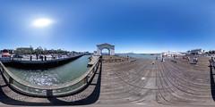 Pier 43 Ferry Arch (lsalcedo) Tags: sanfrancisco california pier43 arch