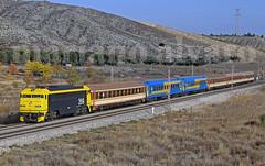 La semana que viene... (Mariano Alvaro) Tags: renfe 269604 gata montes aafm alsa tren gachas alcazar san juan madrid ciempozuelos