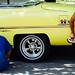 Men Waxing Chevy Bel Air, Cienfuegos Cuba