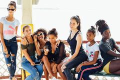 Cubana Teens, Cienfuegos Cuba (AdamCohn) Tags: adam cohn cienfuegos cuba cubanas posing streetphotographer streetphotography teens wwwadamcohncom youngwomen youth adamcohn