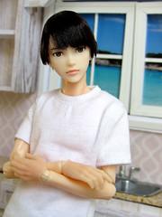 8 ECU (back2s0ul) Tags: eight 16 male doll japanese petworks momoko teenager one sixth エイト 六分の一男子図鑑 b1908