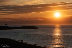 Matane, au crépuscule (www.sophiethibault.ca) Tags: vacances juillet canada hautegaspésie 2019 quebec nature coucherdesoleil crépuscule soleil plage matane