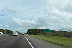 DeBary, FL- I-4 (jerseyman65) Tags: florida freeways roads routes interstates flroutes flroads flstateroads centralfl centralflorida sunshinestate fl flhighways flstateroutes highways signs guidesigns mileagesigns