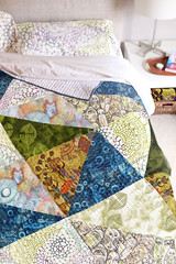 modern contemporary patchwork chic (MimiPintoArt) Tags: spoonflower fabric patchwork quilting cotton linen fatquarter textiles surface pattern mimipinto sewing home decorating decor