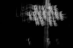 """Ghosts of the Divine Lorraine Hotel"" (Photography by Sharon Farrell) Tags: divinelorraine divinelorrainehotel willisghale usnationalregisterofhistoricplaces usnationalregisterofhistoricplacesinpennsylvania historicdistrictofphiladelphia nationalparkservice nationalhistoriclandmarks philadelphianationalregisterofhistoricplaces nationalregisterofhistoricplacesofphiladelphia northbroad phillyafterdark philadelphia centercity philly"