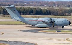 Luftwaffe German Air Force Airbus A400M 54+02 (Fasil Avgeek (Global Planespotter)) Tags: gaf german air force airbus a400m 5402 jfk kjfk luftwaffe