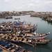 Elmina fishing port