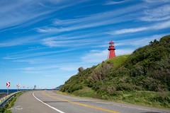 Phare (EXPLORE) (www.sophiethibault.ca) Tags: vacances juillet canada hautegaspésie 2019 quebec nature phare ciel fleuve stlaurent