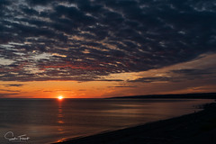 Matane (www.sophiethibault.ca) Tags: leverdesoleil gaspésie ciel matane fleuve plage canada aurores quebec juillet 2019