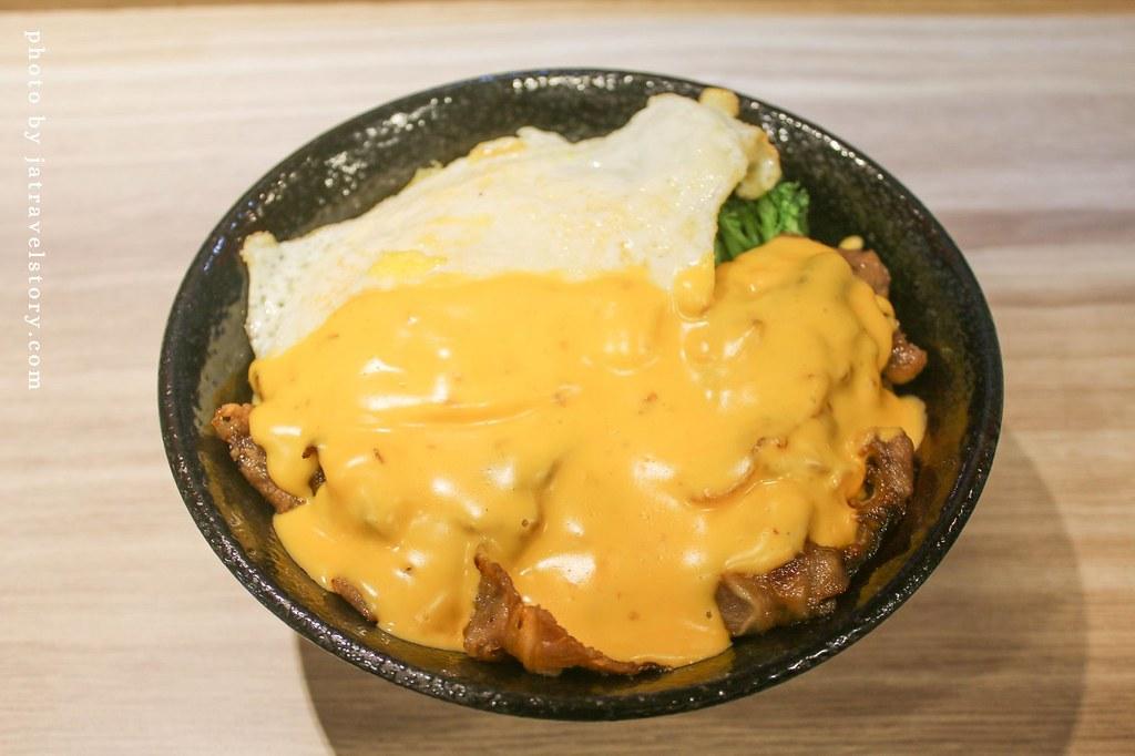 弘燒肉丼 平價燒肉丼120元起,起司燒肉丼超邪惡!【捷運信義安和】 @J&A的旅行